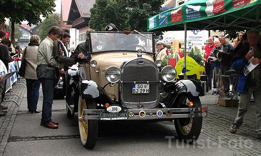 На фото: Германия. Автопробег в Баварии